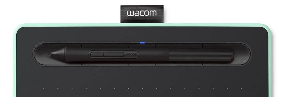 Wacom Intuos buttons