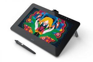 wacom cintiq pro display tablet