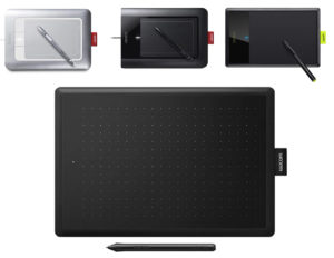 wacom beginner tablets over years