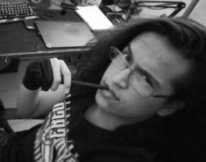 Korak González - digital artist
