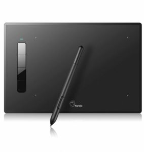 Parblo Island A609 drawing tablet under 50