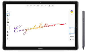 huawei mediapad m5 pro android drawing tablet
