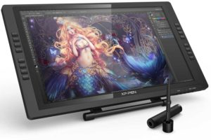 xp pen artist 22e pro display tablet