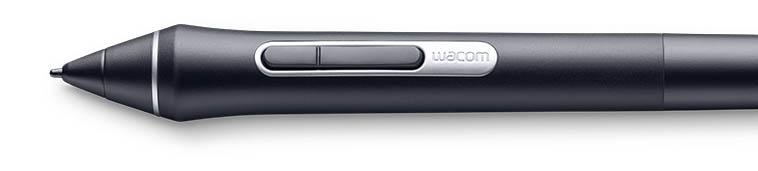 Wacom Pro pen Ergonomics