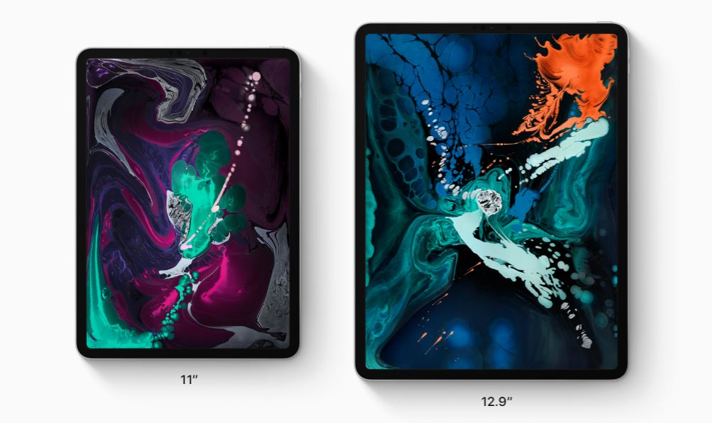 iPad Pro 11 inch vs 12.9 inches