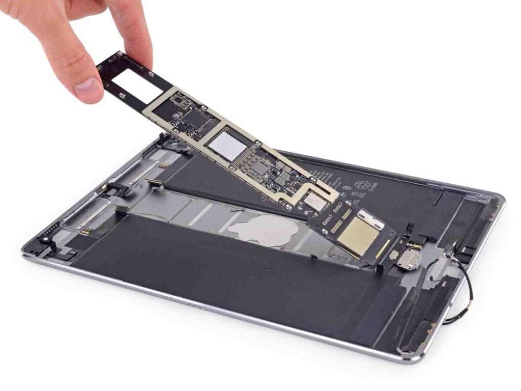 inside ipad