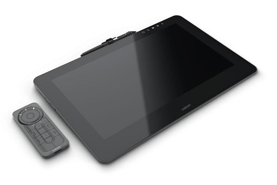 wacom cintiq pro16 - drawing tablet for professionals