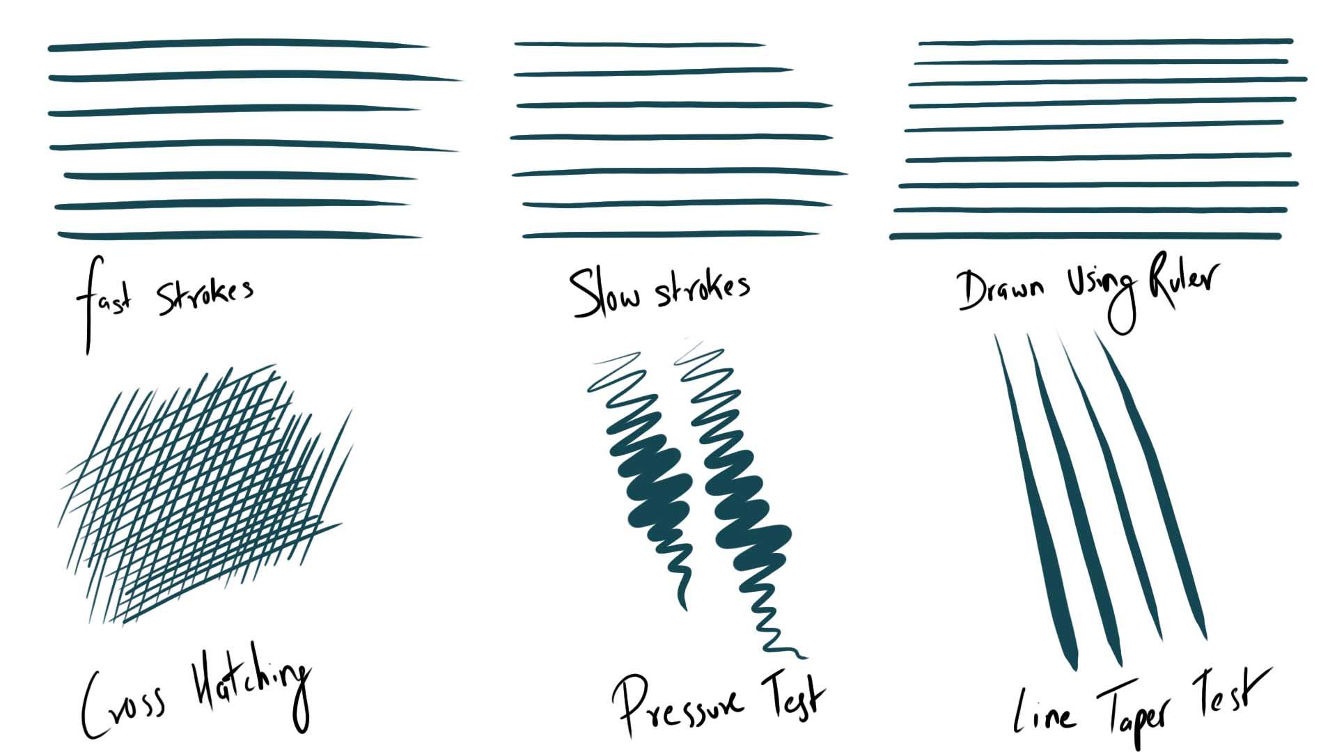 artist 15.6 pro stylus test