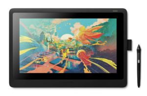 wacom cinitq 16 display tablet