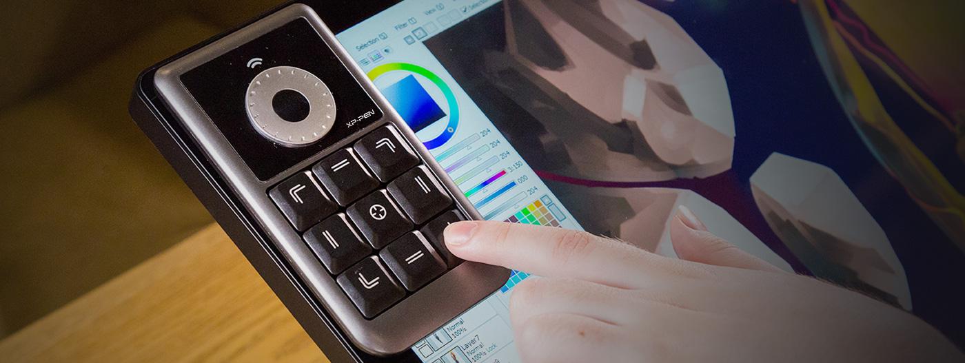 Wacom Expresskey Remote Alternatives – Best Shortcut Remotes