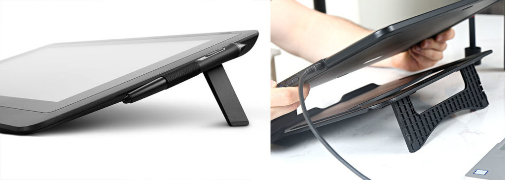 Cintiq 16 and Artist 15.6 Pro tablet stand