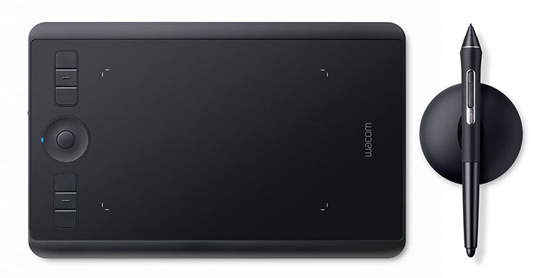 Wacom Intuos Pro Small Review – Cheapest Pro Pen 2 enabled tablet