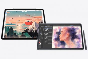 Artist Comparison: Apple Ipad Pro vs Samsung Galaxy Tab S7+ for drawing