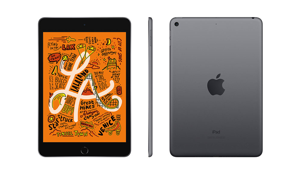 Apple ipad mini - smallest standalone drawing tablet for artist