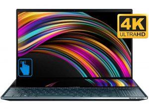 Asus ZenBook Pro Duo specs