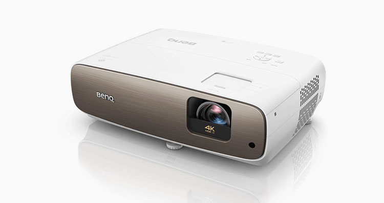 BenQ HT3550 4k projector for drawing and sketching