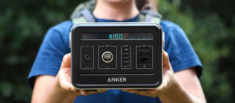 Best Power Banks for Camping and Hiking
