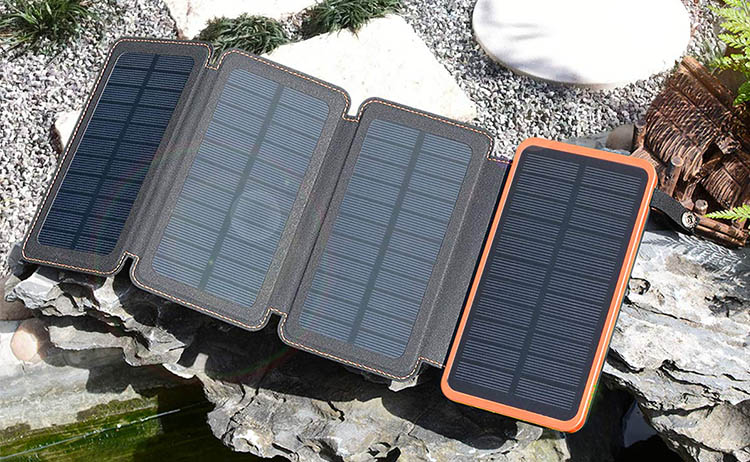 Hiluckey Power Bank for camping and hiking
