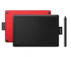One by wacom graphics tablet