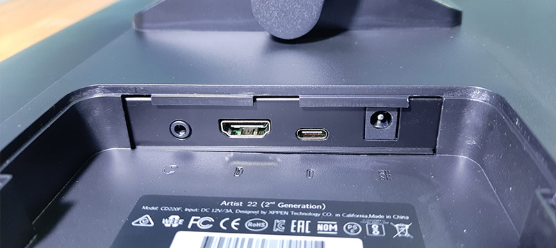 Ports and connectivity