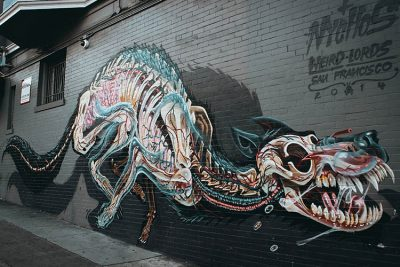 Best Projector for Mural Artist: Painting murals with projector