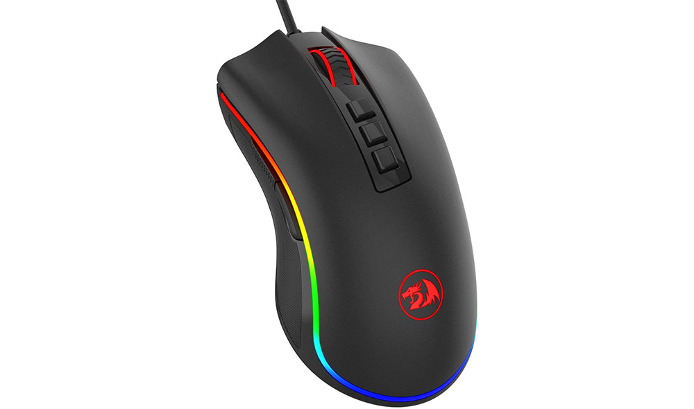 Redragon M711 Cobra cheap mouse for gaming
