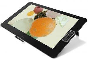 Wacom cintiq pro 24 - professional drawing tablet with screen