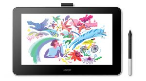 Wacom One features compared