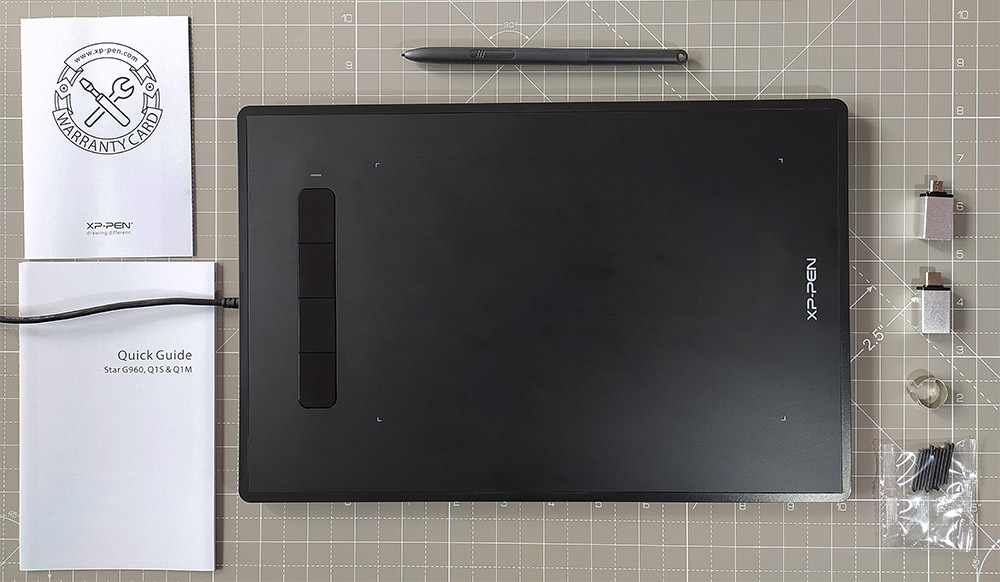 Xp Pen Star G960 review