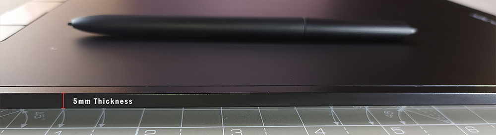 Xp Pen Star G960 thickness