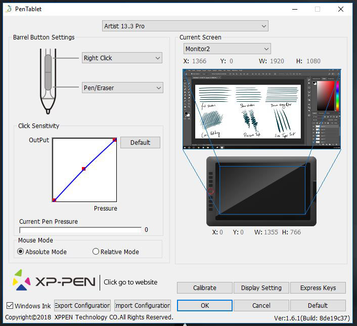 XP-Pen Driver for Windows, Mac and Linux Download
