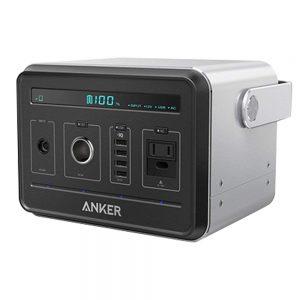 anker powerhouse potable battery back