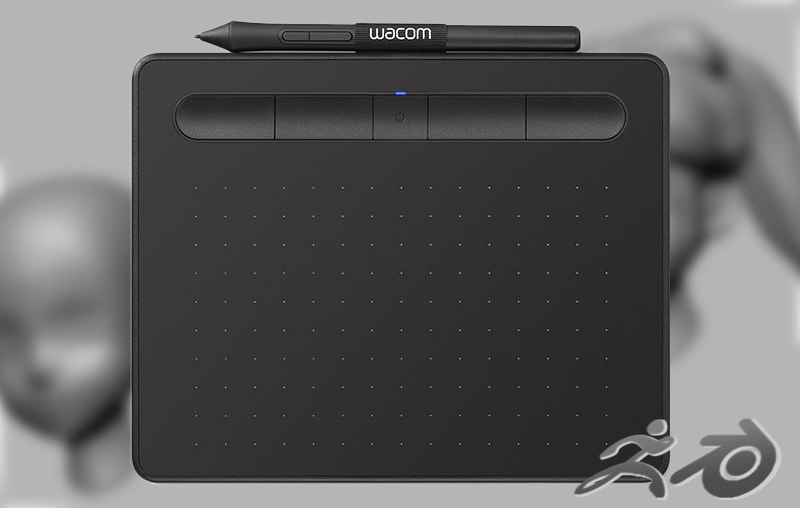 best graphics tablet for sculpting in ZBrush and Blender