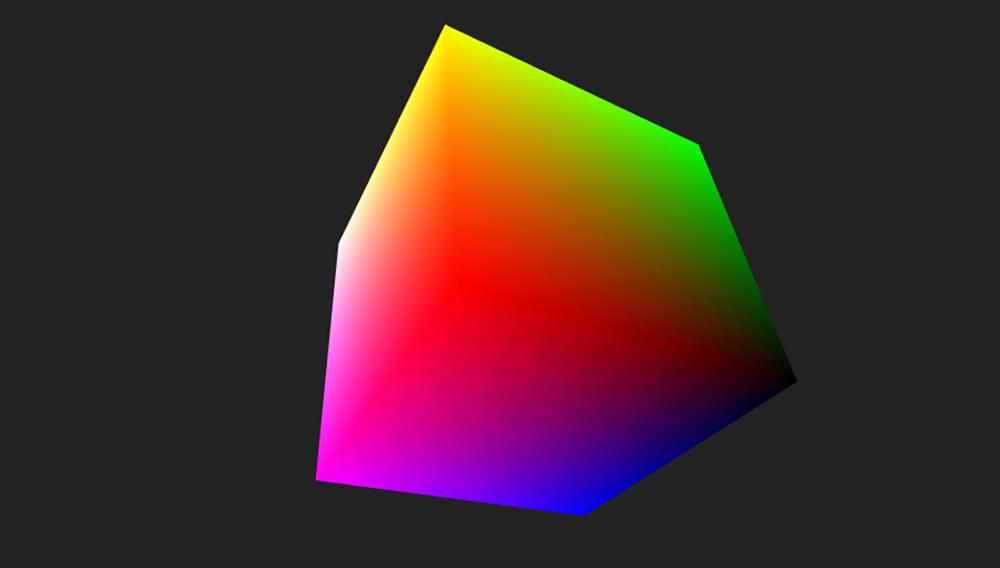 color space representation