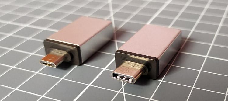 deco pro OTG connector