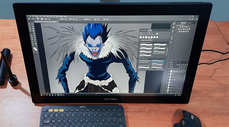 Design 2nd gen xp pen artist 22