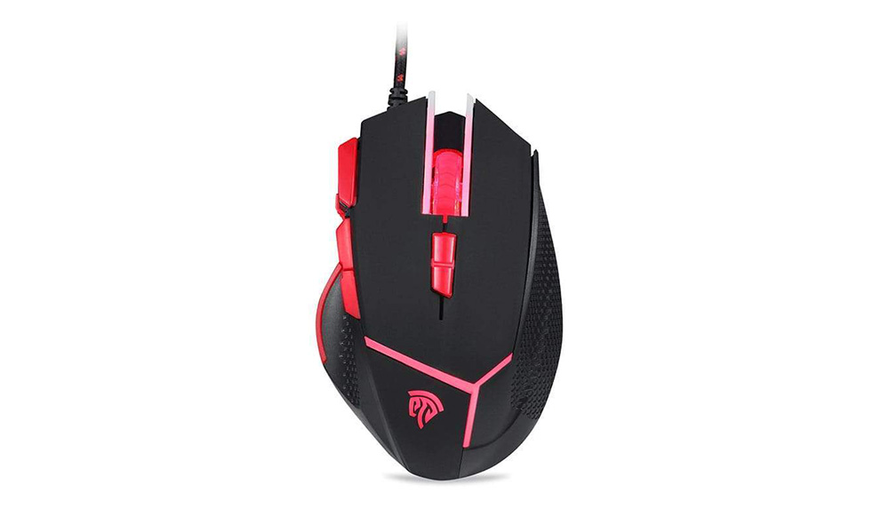 easy smx cheapest mouse with fire fire button
