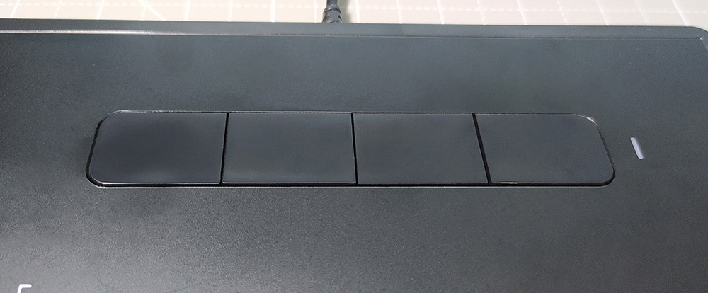 four shortcut buttons on Star G960