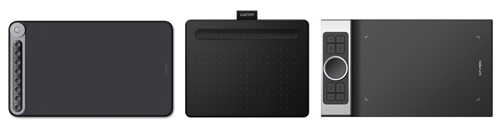 graphics tablet - how much does it cost