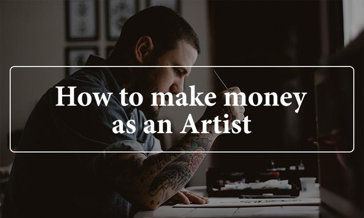 how to make money as a digital artist designer and animator