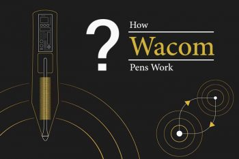 How Wacom Pens work – EMR (Electro-magnetic Resonance) Explained