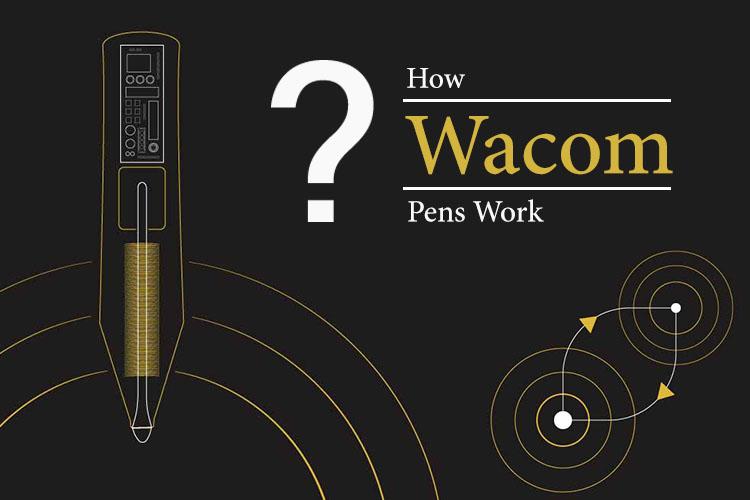 EMR Stylus (Electro-magnetic Resonance): How Wacom Pens work