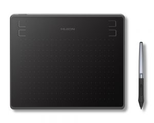 huion HS 64 graphics tablet