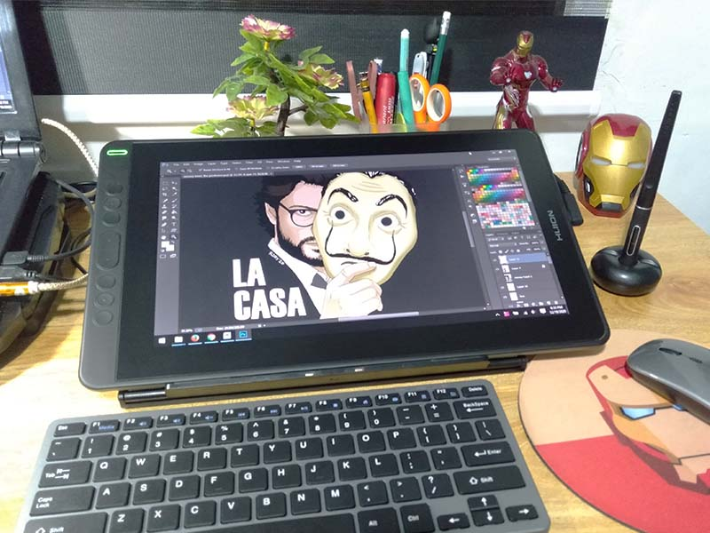 huion kamvas 13 review