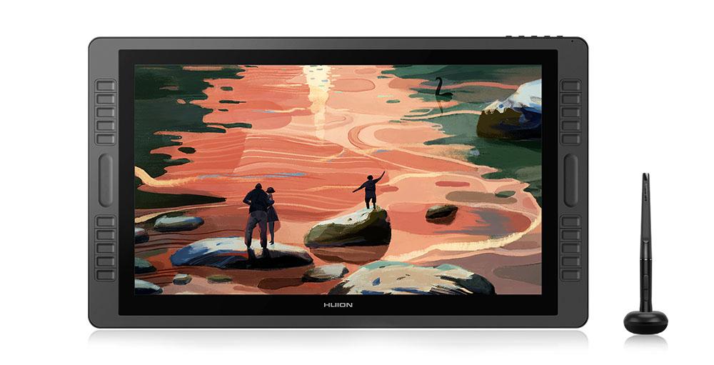 huion kamvas Pro 22 - by huion - 22 inch display tablet