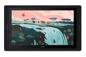 Huion Kamvas Pro 24 Display Tablet Review – 24 inch QHD drawing tablet