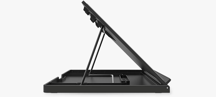 huion tablet stand with six adjustable angles