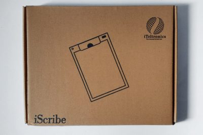 (Hands on) iScribe A4 USB by iTeltronics – Digital NotePad for online teachers