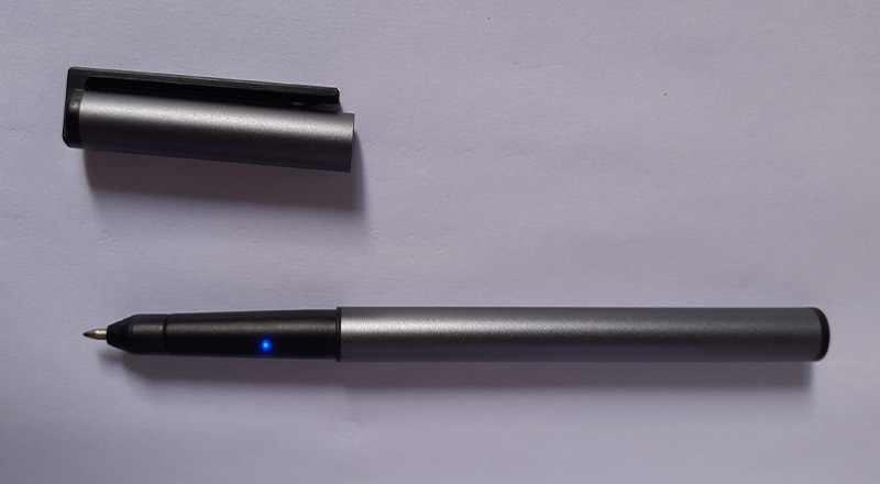 iScribe notepad stylus (pen)
