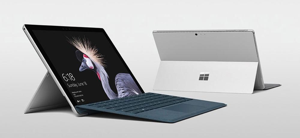 inbuilt tablet stand - Microsoft Surface Pro 7